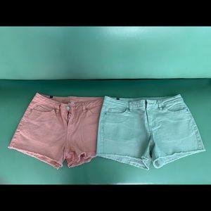 Lauren Conrad LC shorts Size 6